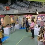 2016年沖縄の産業まつり出店中